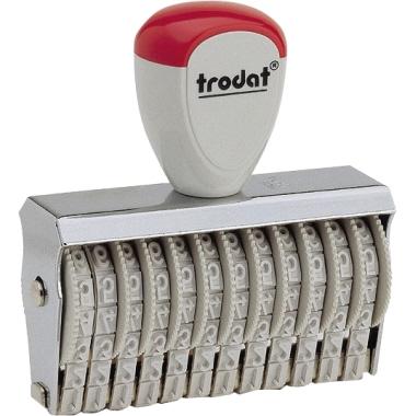 trodat® Ziffernbandstempel 15412