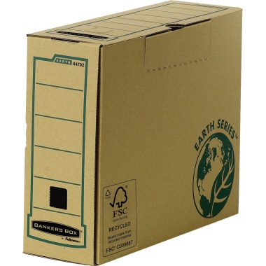 Bankers Box® Archivschachtel Earth Series  10 x 25 x 31,5 cm (B x H x T)