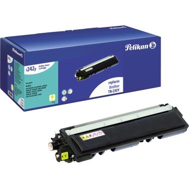 Pelikan Toner  Brother TN230Y