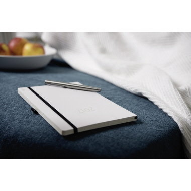 Chronoplan Buchkalender White Edition 2018 DIN A5