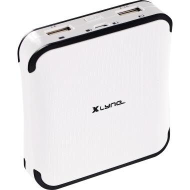 Xlyne Stromversorgung Smartphone Power Bank  10.400 mAh