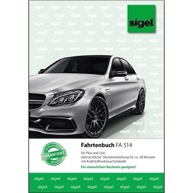 Sigel Fahrtenbuch  PKW, LKW