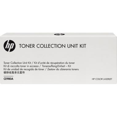 HP Resttonerbehälter CE980A