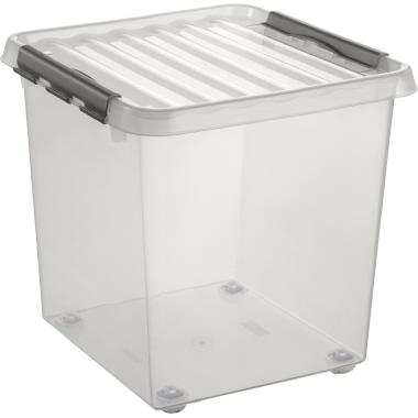 Sunware Aufbewahrungsbox Q-Line  40 x 40 x 40 cm (B x H x T)
