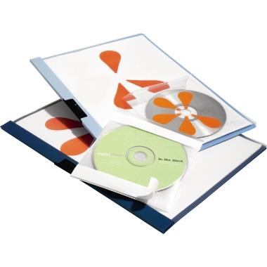 DURABLE CD/DVD Hülle FIX