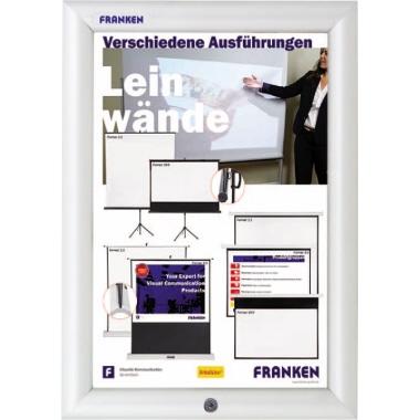 Franken Bilderwechselrahmen Security  DIN A4