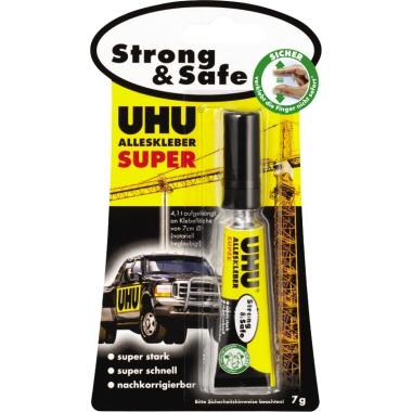 UHU® Alleskleber SUPER Strong & Safe 7 g