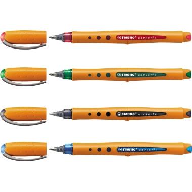 STABILO® Tintenroller worker®+ fine