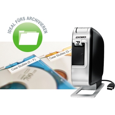 DYMO® Etikettendrucker LabelManager™ PnP