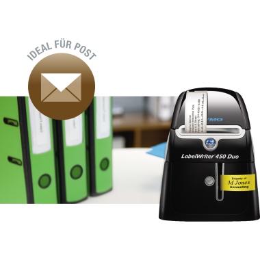 DYMO® Etikettendrucker LabelWriter™ 450 Duo