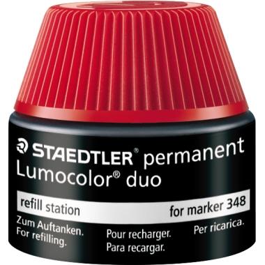 STAEDTLER® Nachfülltusche Lumocolor® refill station duoduo