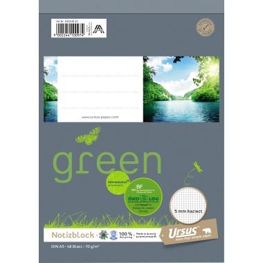 Ursus® Notizblock Green