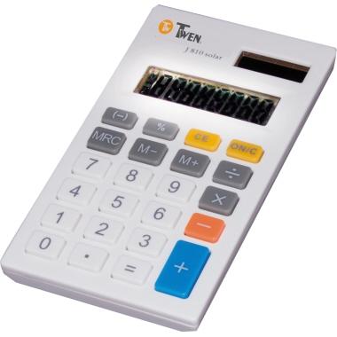 TWEN Taschenrechner W 810 Solar