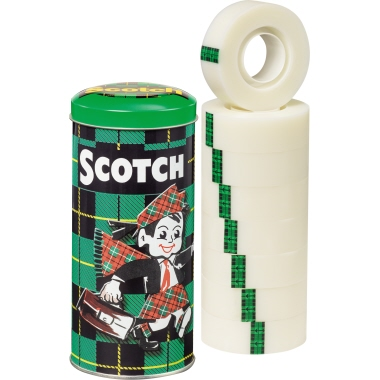 Scotch® Klebefilm Magic™ Promotion  8 Rl./Pack.