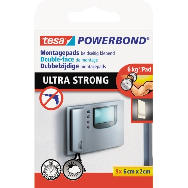 tesa® Klebepad Powerbond® Ultra Strong