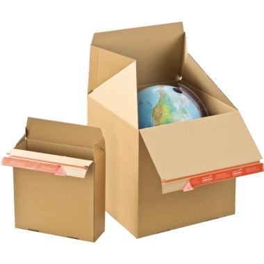 ColomPac® Versandkarton Eurobox 19,5 x 19 x 14,5 cm (B x H x T)