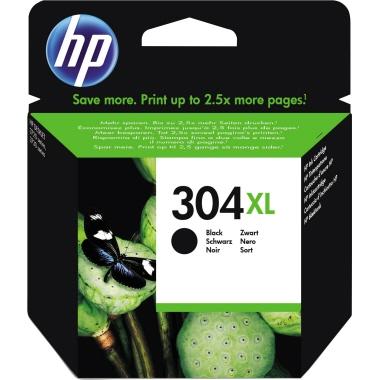 HP Tintenpatrone  304XL schwarz