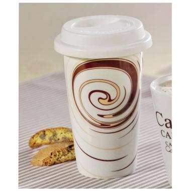 Esmeyer® Kaffeebecher Swirl