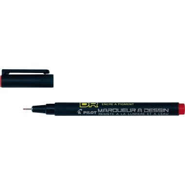 PILOT Fineliner Drawing Pen 0,5 mm