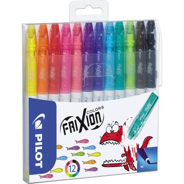 PILOT Fasermaler FriXion Colors  12 St./Pack.