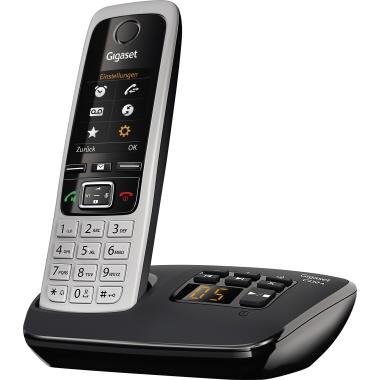 Gigaset Funktelefon C430A mit integriertem Anrufbeantworter