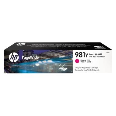 HP Tintenpatrone 981Y magenta
