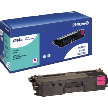 Pelikan Toner  Brother TN328M magenta