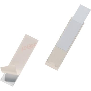 DURABLE Selbstklebetasche POCKETFIX®  18 x 75 mm (B x H)