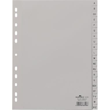DURABLE A-Z Register  21,5/23 x 29,7 cm (B x H)