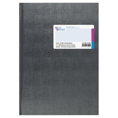 König & Ebhardt Geschäftsbuch  DIN A4