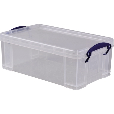 Really Useful Box Aufbewahrungsbox  34 x 12,5 x 20 cm (B x H x T) 5 l