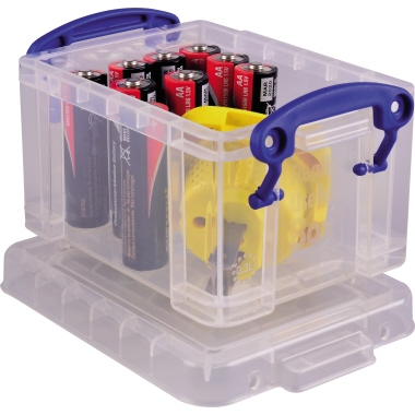 Really Useful Box Aufbewahrungsbox  24,5 x 16 x 18,5 cm (B x H x T) 3 l