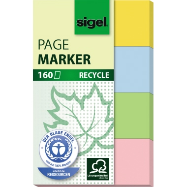 Sigel Haftmarker Recycle