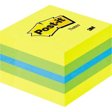 Post-it® Haftnotizwürfel Mini
