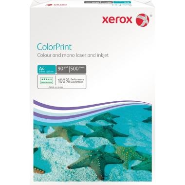 Xerox Kopierpapier ColorPrint  500 Bl./Pack.