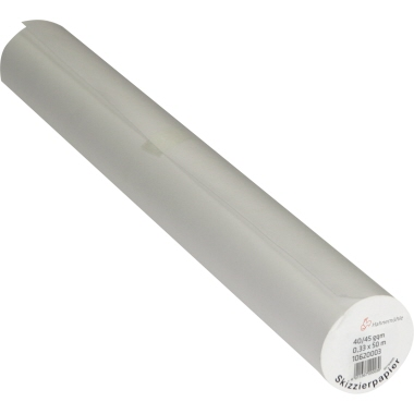 Hahnemühle Skizzenpapier transparent  40/45 g/m²