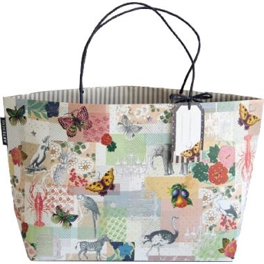 Artebene Geschenktasche City-Bag  Romantic Animals