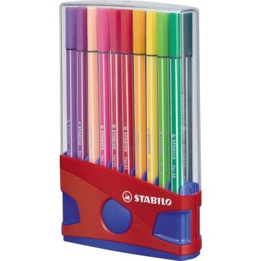 STABILO® Fasermaler Pen 68 ColorParade