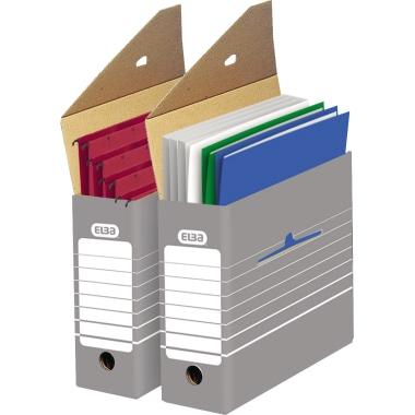 ELBA Archivschachtel tric  9,5 x 26,5 x 34 cm (B x H x T)