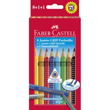 Faber-Castell Farbstift JUMBO GRIP