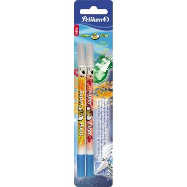 Pelikan Tintenlöscher Super Pirat®  2 St./Pack.