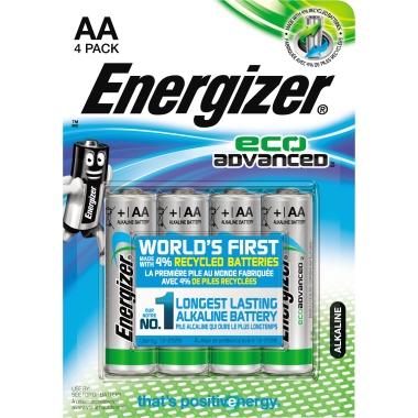 Energizer® Batterie EcoAdvanced Migon/AA