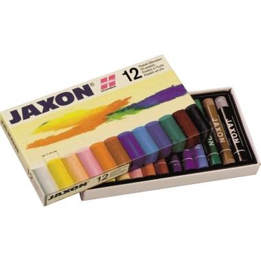 Jaxon Pastellkreide  12 St./Pack.