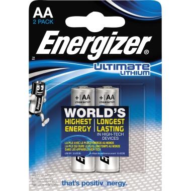 Energizer® Batterie Ultimate Lithium L91