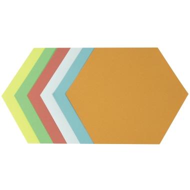 Soennecken Moderationskarte Wabe