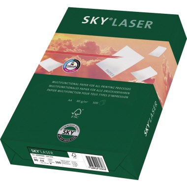 Sky® Laserpapier LASER hochweiß