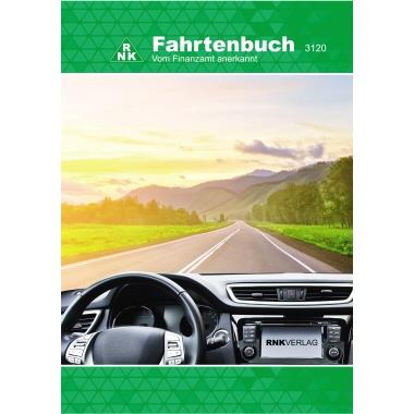 RNK Fahrtenbuch  DIN A5