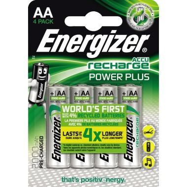 Energizer® Akku Recharge Power Plus  Mignon/AA