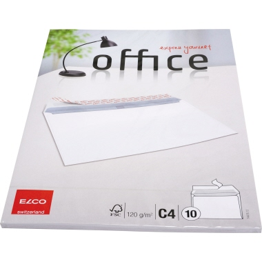 ELCO Briefumschlag Office  DIN C4 10 St./Pack.