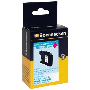 Soennecken Tintenpatrone  Brother LC125XLM